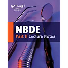 NBDE Part II Lecture Notes (Kaplan Test Prep) (English Edition)