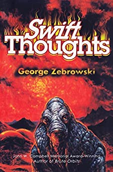 """Swift Thoughts (English Edition)"",作者:[Zebrowski, George]"