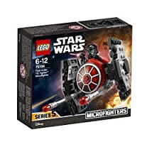【NEW 上新 1月新品】 LEGO 乐高 拼插类玩具 Star Wars TM 星球大战系列 First Order TIE 战机迷你战队套装 75194 6-12岁 积木玩具