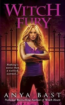 """Witch Fury (Elemental Witches Quartet Book 4) (English Edition)"",作者:[Bast, Anya]"