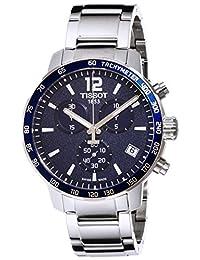 Tissot T0954171104700 Quickster 蓝色手表