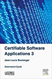 Certifiable Software Applications 3: Downward Cycle (精装) [Pre-order 15-09-2018]