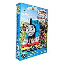 正版儿童卡通DVD 托马斯和朋友第1部 5DVD 儿童动画光碟