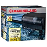 Marineland Penguin 200, Power Filter, 30 to 50-Gallon, 200 GPH, Size C