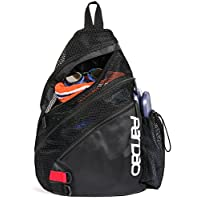 pardao aerify 网眼游泳包–泳池 & 湿服装背包–Perfect Gift for A swimmer–运动锻炼健身袋男式和女式–小号