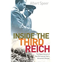 Inside The Third Reich (English Edition)