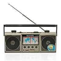 QUANTUM FX J-114U Quantum FX J-114U AM-FM-SW1-SW9 收音机 USB-SD 播放器