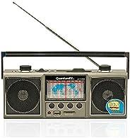 QUANTUM FX J-114U Quantum FX J-114U AM-FM-SW1-SW9 收音機 USB-SD 播放器