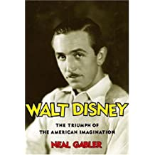 Walt Disney (English Edition)