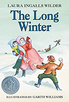 """""""The Long Winter (Little House on the Prairie Book 6) (English Edition)"""",作者:[Wilder, Laura Ingalls]"""