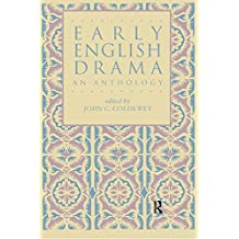 Early English Drama: An Anthology (Garland Reference Library of the Humanities) (English Edition)