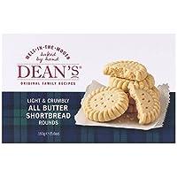 Dean's殿斯圆形黄油饼干160g(英国进口)