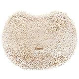 OKA 马桶垫 米色 约 42cm×55cm PLYS(普利斯) 水果香味