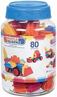 Bristle Blocks 80 片罐装