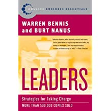 Leaders: The Strategies for Taking Charge (Collins Business Essentials) (English Edition)