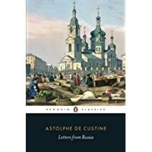 Letters from Russia (Penguin Classics) (English Edition)