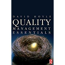 Quality Management Essentials (English Edition)