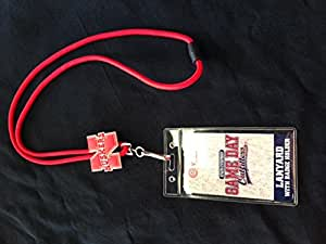 Game Day Outfitters NCAA 内布拉斯加州玉米剥皮器钥匙链,均码,多色