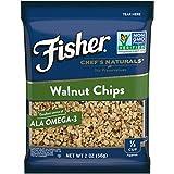 FISHER Chef's Naturals 核桃碎, 无防腐剂,2盎司(56克)