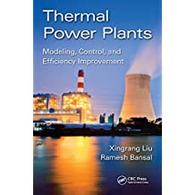 Thermal Power Plants: Modeling, Control, and Efficiency Improvement (English Edition)