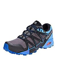 Salomon 萨洛蒙 男 越野跑鞋 SPEEDCROSS VARIO 2 GTX® Magnet/Indigo Bu