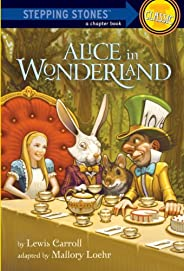 Alice in Wonderland (A Stepping Stone Book(TM)) (English Edition)