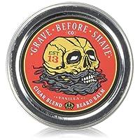 剃须前 GRAVE 雪茄混合胡须膏(雪茄/香草香味)(2 盎司)