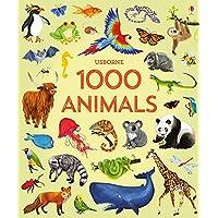 1000种动物 英文原版 1000 Animals 精装 儿童认知识物 动物绘本 3-6岁 [精装] [Aug 09, 2018] Jessica Greenwell、 Nikki Dyson [精装] [Aug 09, 2018] Jessica Greenwell、 Nikki Dyson [平装] Jessica Greenwell、 Nikki Dyson