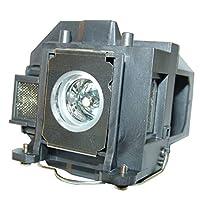 Epson 爱普生 ELPLP57 替换灯 - 230 W 投影仪灯 - UHE - 2500 小时正常,3500 小时经济模式 V13H010L57