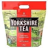 Yorkshire Tea 泰勒约克郡红茶,480袋,1.5kg