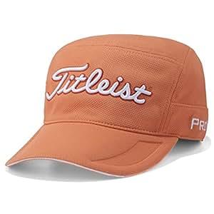 TITLEIST(TITLEIST) TAKINOU WORKET 帽子 HJ8WAR 男士 HJ8WAR-OR 橙色 尺寸:均码(57-59cm)