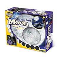 Remote Control Moon Wall Light by Brag