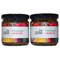 The Gracious Gourmet Moroccan Ratatouille, 14 Ounce
