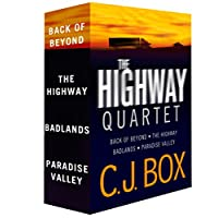 The C.J. Box Highway Quartet Collection: Back of Beyond; The Highway; Badlands; Paradise Valley (English Edition)