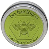 Honey House Naturals Small Bee Bar Lotion, Citrus, 0.6 Ounce