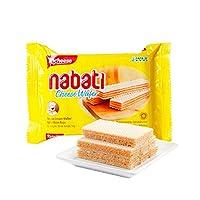 Richeese 丽芝士 印度尼西亚进口 (纳宝帝奶酪威化饼干58g)