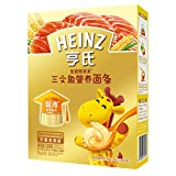 Heinz亨氏金装智多多三文鱼营养面条(336g)