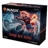Magic The Gathering 2020核心聚会玩具套装(包括10个Booster包)
