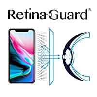 RetinaGuard視網盾iPhoneX 護眼防藍光 蘋果10 屏幕膜 屏幕手機貼膜