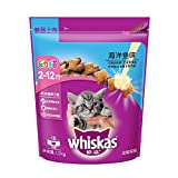 Whiskas伟嘉幼猫猫粮海洋鱼味1.2kg