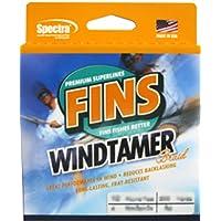 Fins Spectra 2000-Yards Windtamer Fishing Line, Slate Green, 50-Pound