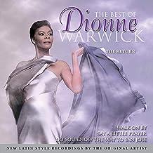 Dionne Warwick - The Best Of Dionne Warwick : The Return (Digipack) 【亚马逊海外卖家】