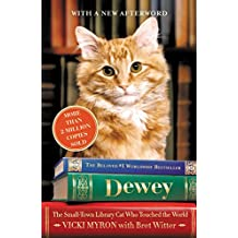 Dewey: The Small-Town Library Cat Who Touched the World (English Edition)