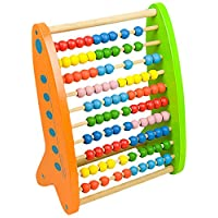 Andreu Toys 24 x 14 x 30.5 厘米 Abacus Colorines (多色)