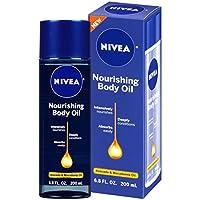 妮维雅滋润身体护理油,6.8盎司液体