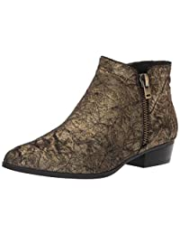 Naturalizer 女士 Blair 时尚运动鞋 Gold Velvet 5.5 M US