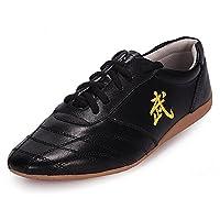 BJSFXDKJYXGS 中国胡桃皮鞋 taolu Kungfu 武术鞋 Taichi 鞋 男女时尚运动鞋