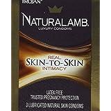 Special pack of 6 TROJAN NATURALAMB 98050 3 per pack