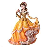 Enesco Disney 展示 Belle Couture de Force 公主石树脂小雕像