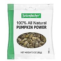 Seitenbacher European Pumpkin Seeds, 3-Ounce Bags (Pack of 12)